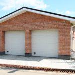 Стройка нового гаража
